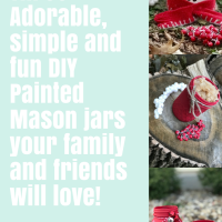 Three DIY Mason Jar Gifts your friends and​ family will love!