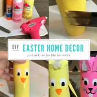 D.I.Y Easter Home Decor